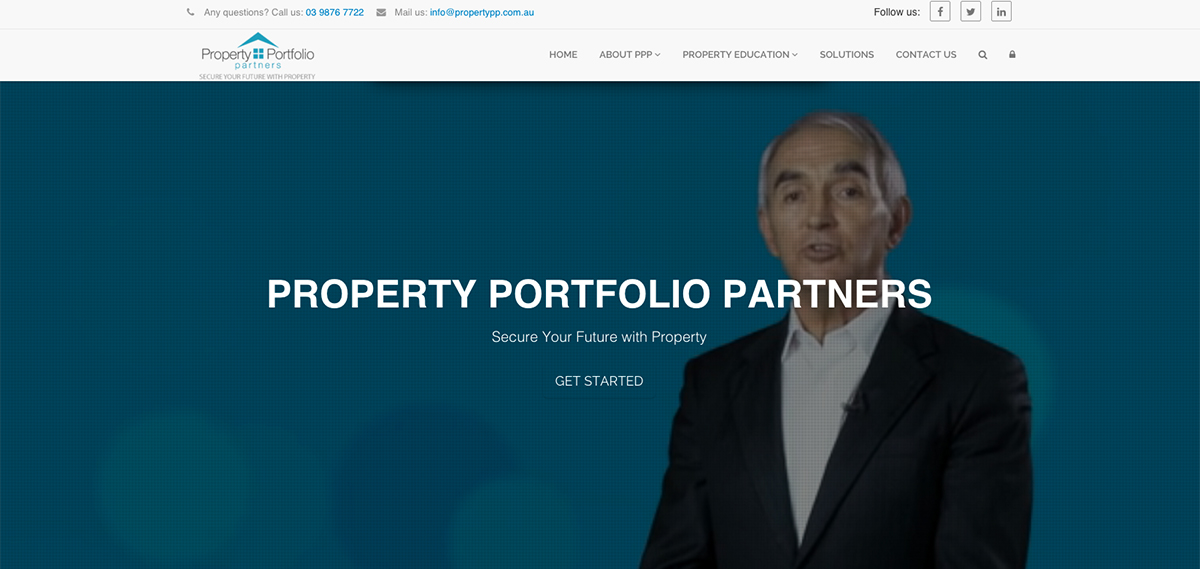 Property Portfolio Partners Home Page